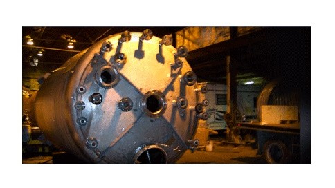 Food Grade ASME Pressure Vessel
