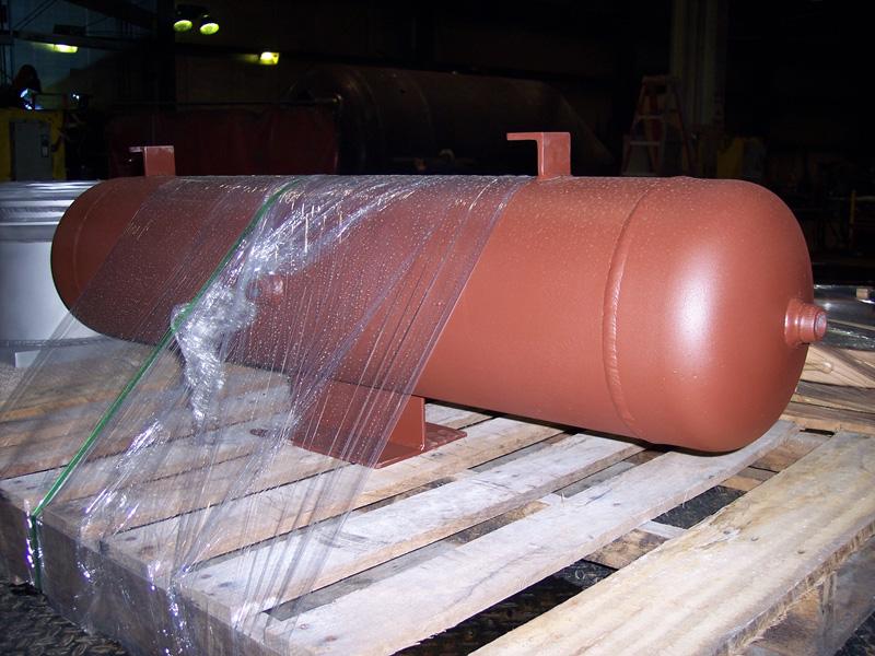 ASME Carbon Steel Air Receiver Tank