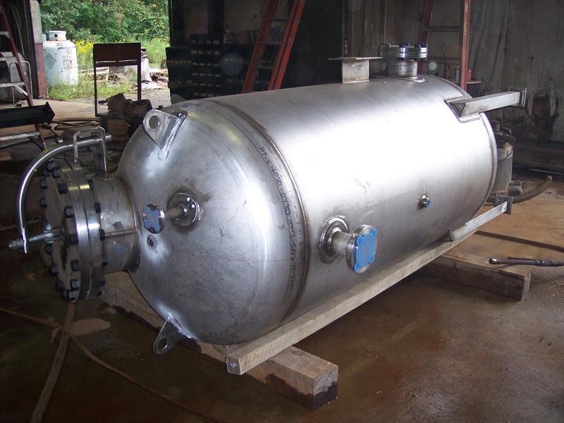 ASME Alloy Duplex 2205 Tank