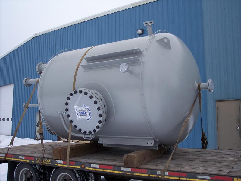 Plasite Lined Tank