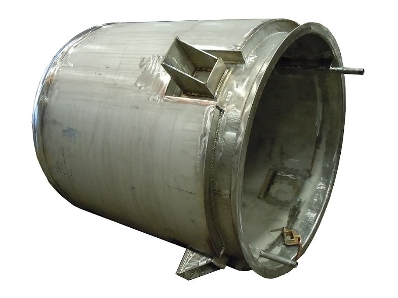 Jacketed Pressure Vessel