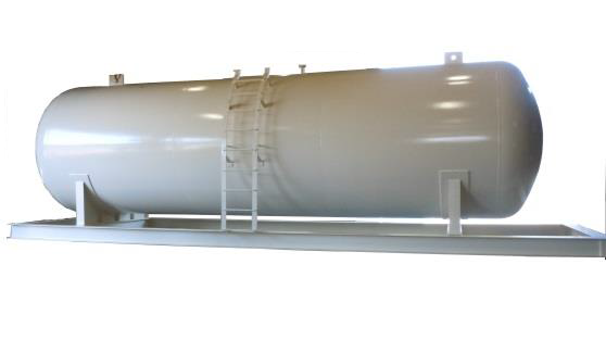 High Pressure Storage Vessel
