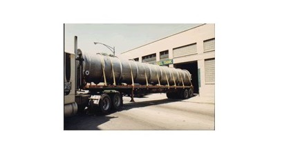 Water Storage Tank Delivery