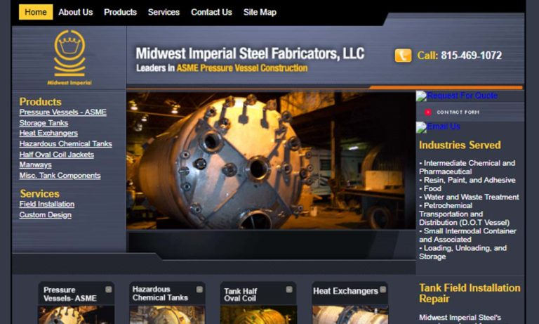 Midwest Imperial Steel Fabricators, LLC