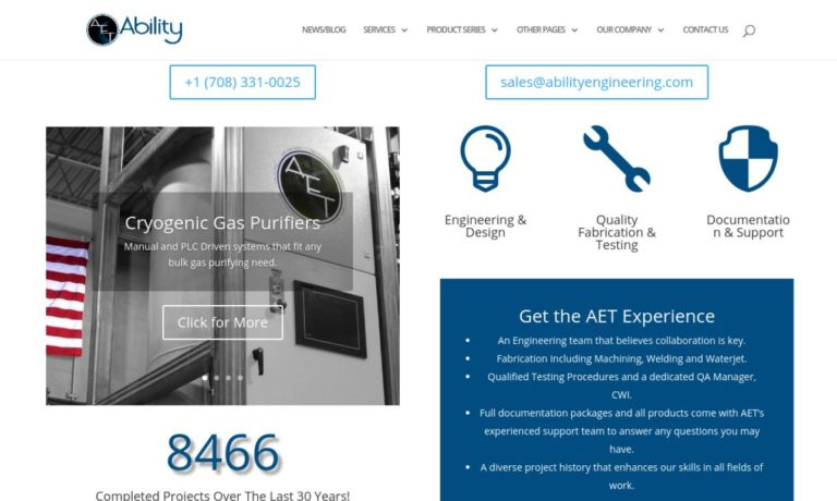 Ability Engineering Technology Inc.