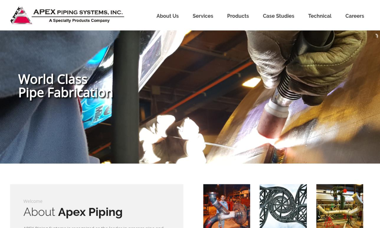 APEX Piping Systems, Inc.