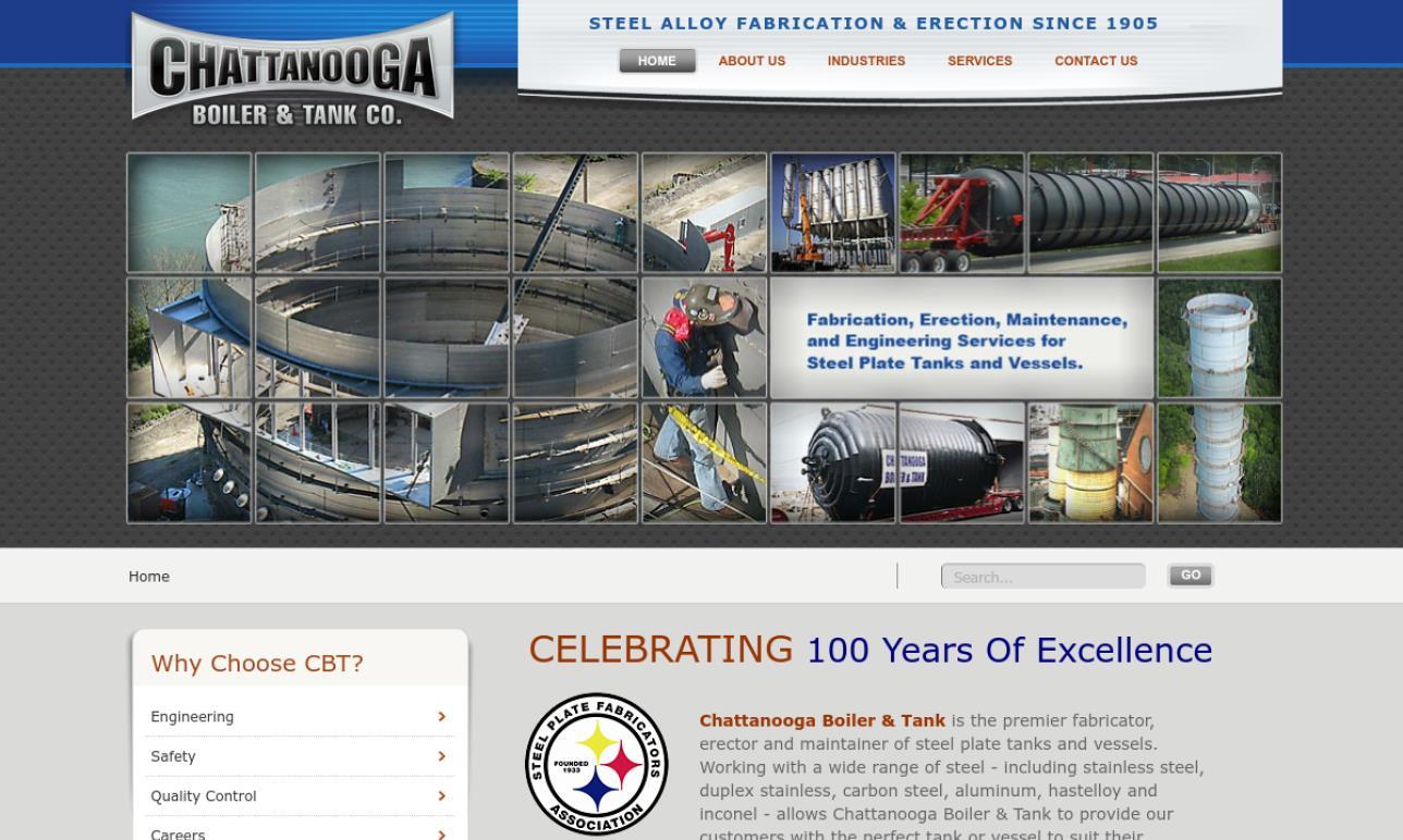 More Pressure Vessel Manufacturer Listings
