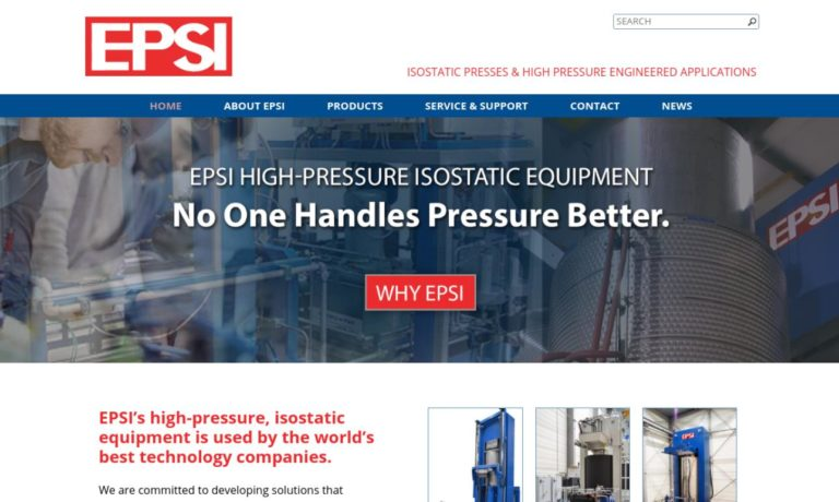 Engineered Pressure Systems Inc.