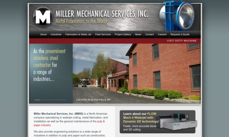 Miller Mechanical Services Inc.