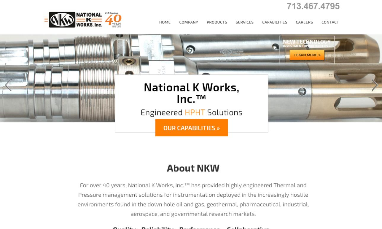 National K Works, Inc.