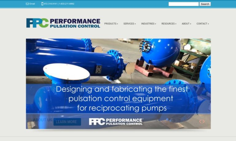 Performance Pulsation Control, Inc.