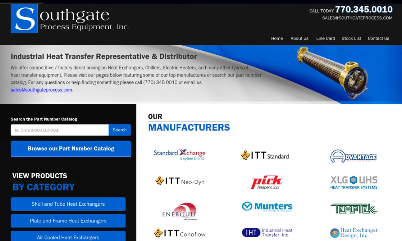 Southgate Process Equipment