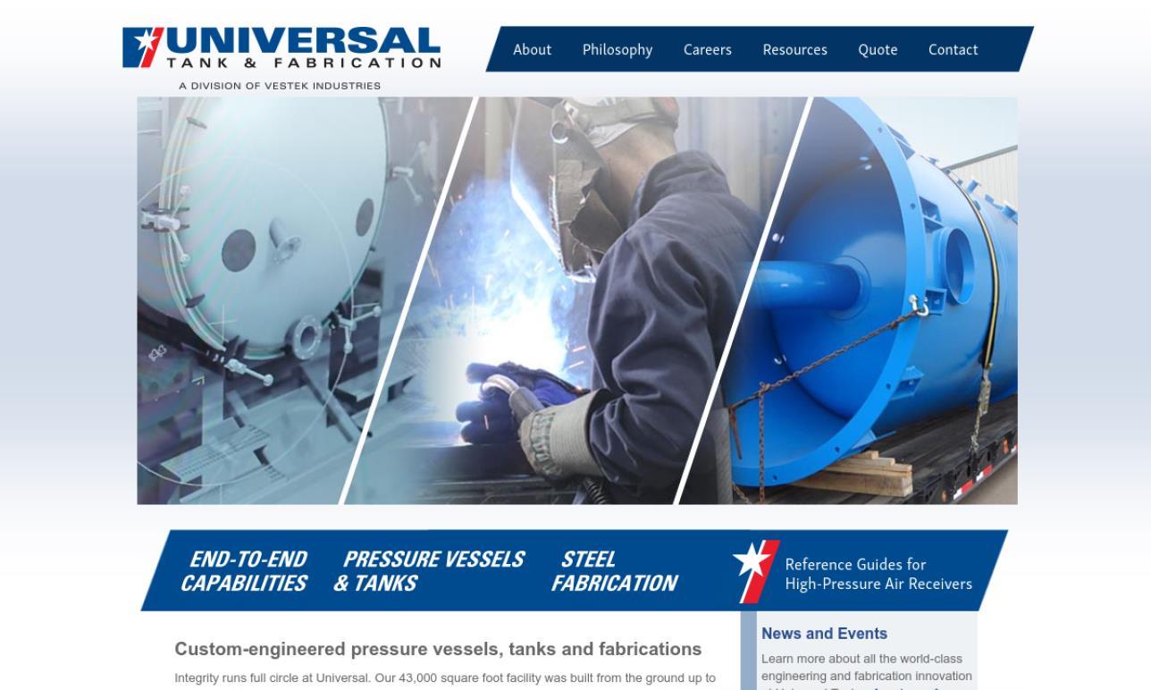 Universal Tank & Fabrication