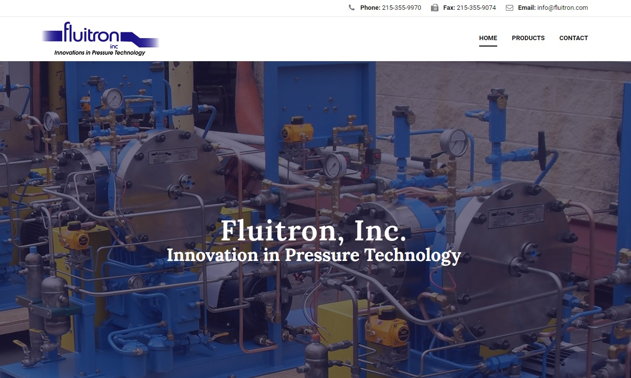 Fluitron, Inc.